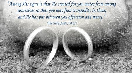 Civil and Islamic Marital Service