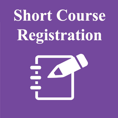 Short Course Registration